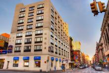 Best Western Bowery Hanbee Hotel exterior