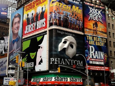 Catch a Broadway Show